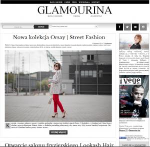 Blog moda Glamourina