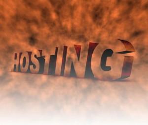 Hosting significato