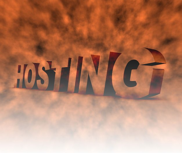 Hosting significato